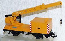 LGB 4042 Kranwagen Matra Spur G guter Zustand
