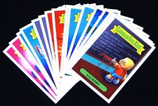 2019 GARBAGE PAIL KIDS WE HATE THE 90'S CLASSIC SET 20/20 CARDS HOBBY DISPLAY