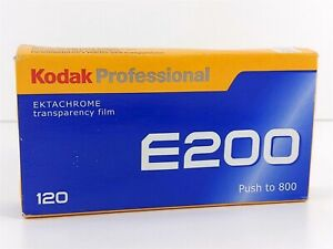 Kodak Pro Ektachrome E200 5 Rolls 120 Transparency Color Slide Film Expire 2005