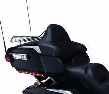 Kuryakyn Chrome Tri Line Tour Pak Accents Trim Side Harley Touring 2014-2017