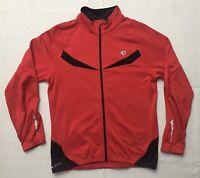 Pearl Izumi Men's Cycling Jersey Jacket Elite Series Thermal Full Zip Size Large
