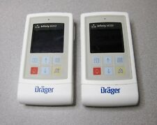 LOT (2) Drager Infinity M300 Telemetry Transmitter w/ SpO2/Aux TESTED, WARRANTY