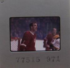 ROGER CROZIER Detroit Red Wings Buffalo Sabres Capitals ORIGINAL SLIDE 35