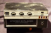 Realistic 8 Player W/ Quatravox *Vintage* *Rare*