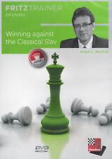 ChessBase: Marin - Winning against the Classical Slav - Damengambit - NEU / OVP