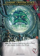 SUPREME INTELLIGENCE 2014 UD Marvel Legendary Guardians Galaxy SP OMNISCIENCE