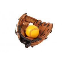 Baseballhandschuh inkl. Softball Kunstleder Baseball Handschuh Ball Kinder