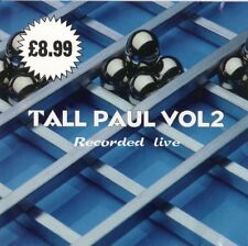TALL PAUL VOL.2 ( OLD SKOOL 90's HOUSE - AUDIO SAMPLES AVAILABLE ) MIX CD