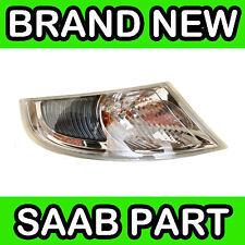 Saab 9-5 (02-05) Front Indicator Lamp / Light / Lens (Right)