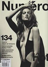 Numero Magazine #134 June/July 2012, HOT LINDSEY WIXSON.
