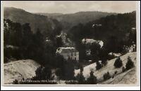 Bad Freienwalde alte AK Postkarte ~1930/40 märkische Schweiz Thüringer Blick