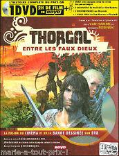 Livre BD Thorgal + DVD 2H NEUF idée de CADEAU ORIGINAL !