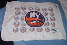New York Islanders Golf Towel New 16 x 22 Cotton