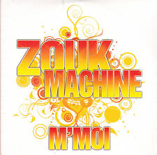 CD CARTONNE ZOUK MACHINE 3T M'MOI (CHRISTOPHE MAE) NEUF SCELLE