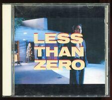 Less Than Zero - Original Soundtrack JAPAN CD 1987 32DP-891 ¥3,200 Poison Slayer