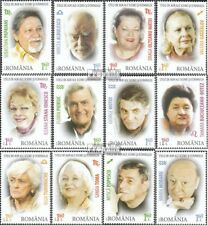 Romania 6790-6801 (complete.issue.) unmounted mint / never hinged 2014 Cast