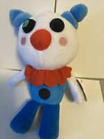 """Roblox Piggy Series 1 Collectible 8"""" Plush CLOWNY New With Tags!"""
