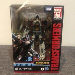 Transformers Studio Series 65 Blitzwing NIB