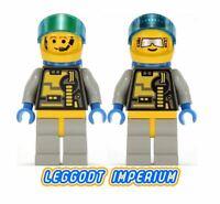 Lego Space Minifigures - Unitron - Classic Astronauts -minifig FREE POST