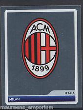 Panini Football Sticker-Champions League 2006-07 - No 107 - Milan Badge