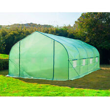 20'x 10'x7' Greenhouse Tunnel Outdoor Garden Nursery Grow Protective Shed House