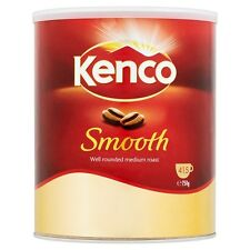 KENCO SMOOTH MEDIUM ROAST INSTANT 750g TIN COFFEE UK SELLER WORLDWIDE DISPATCH