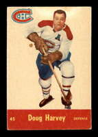 1955 Parkhurst #45 Doug Harvey  EX+ X1416267