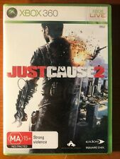 Just Cause 2 Xbox 360 (DISC MINT) Game Pal