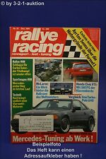 Rallye Racing 12/91 AMG 500 SL 6.0 Uno Turbo Polo G40