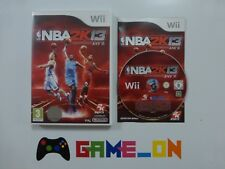 Nintendo Wii NBA 2K13 Game Complete ~ FREE P+P