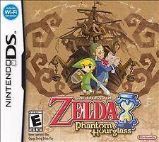 The Legend of Zelda: Phantom Hourglass (Nintendo DS, 2007) - European Version
