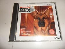 CD  Kommissar Rex - Original Soundtrack zur SAT 1-Serie (1994) von Various (1994