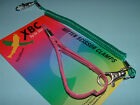 Dr Slick XBC 5 in Pink Mitten Scissor Clamp Straight Fishing Clamps CMS5PINK