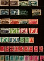 LEBANON - Nice Lot of 50 Vintage Stamps - Check out the scans - Free Ship