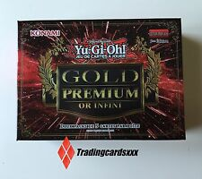 ♦Yu-Gi-Oh!♦ Pack de 10 cartes (2 boosters) Gold Premium : Or Infini (Infinite)