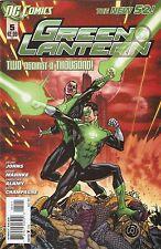 Green Lantern '12 5 NM R3