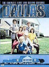 Dallas - Series 1 And 2 (DVD, 2004, 5-Disc Set, Box Set)
