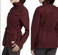 The North Face Women's Size M Urban Utility Jacket burgundy red NWT MSRP $140.00