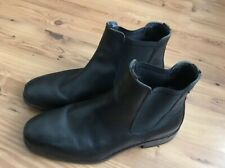 Dubarry Kerry Black Leather  Country Boots GORE-TEX UK9