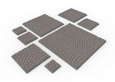Square bases usable for Oldhammer, 9th age, warhammer v8, AOS, runewars...