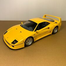 Kyosho Ferrari F40 Yellow Product Number 08411Y 1:18 Scale READ
