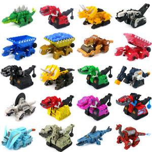 Dremworks Dinotrux D-Structs SKYA Dozer Scrapadactyl TY RUX Dragon Model Gift