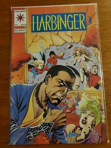 HARBINGER #19 Valiant Comics NM First Appearance STUNNER