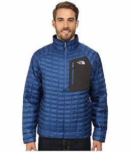 THE NORTH FACE THERMOBALL PULLOVER, TNF Dish Blue, L / XL / 2XL: MSRP $160 *NWT*