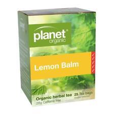 PLANET ORGANIC TEA 25 TEABAGS - CHOOSE YOUR FAVORITE FLAVOURS