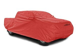 Coverking Red Triguard Tailored Car Cover for Mazda B Series - Made to Order