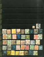 German Classic States Stamps
