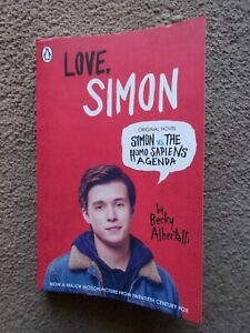 Love, Simon by Becky Albertalli (Paperback)