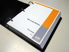 Case 580C Loader Backhoe Parts Catalog, Manual, List, Book, NEW with Binder