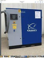 Quincy Air Compressor Rotary Screw
